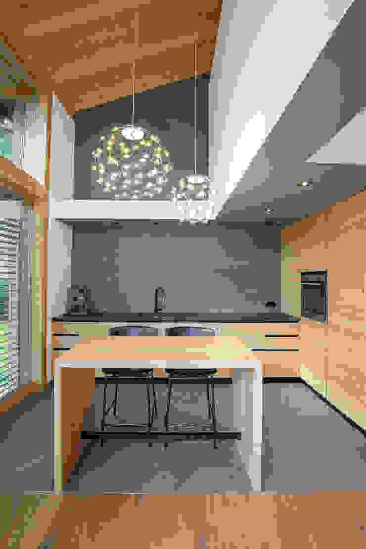 BEARprogetti - Architetto Enrico Bellotti 現代廚房設計點子、靈感&圖片