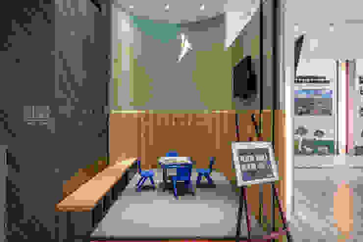 【欣巴巴事業/文元及第接待中心-綠樸匯】 根據 SING萬寶隆空間設計 北歐風