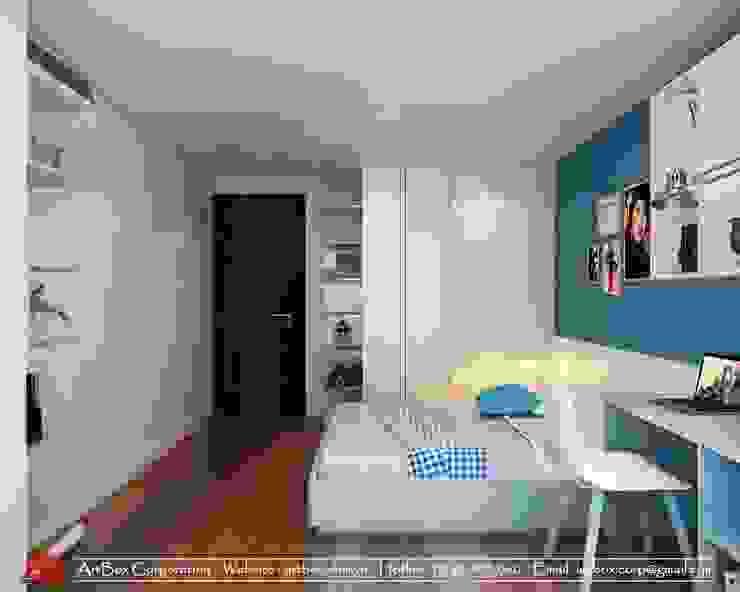 Thiết kế nội thất ARTBOX bởi Thiết Kế Nội Thất - ARTBOX