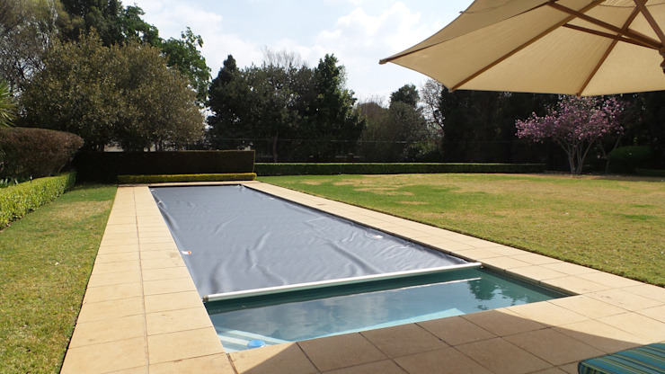 Automatic Pool Cover by Pool Cover Pro Modern