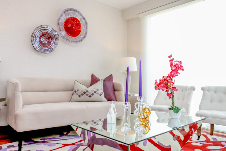 Salon moderne par Mario Ramos Moderne