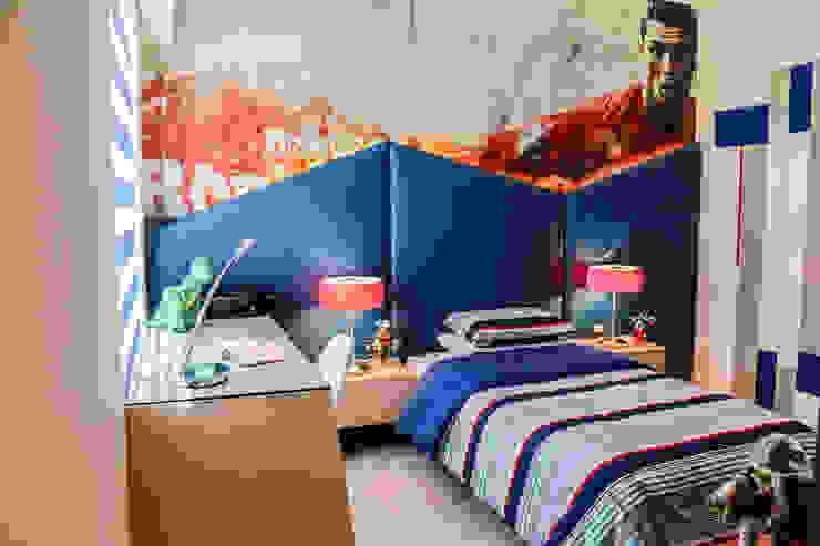 Proyecto OT Mario Ramos Dormitorios infantiles