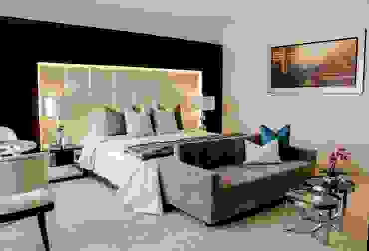 Proyecto OT Mario Ramos Dormitorios de estilo moderno