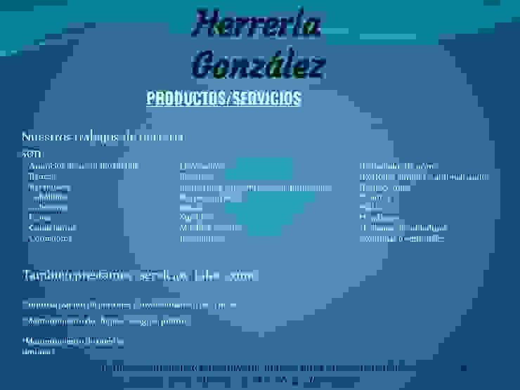 HERRERIA GONZALEZ Rustic style study/office by herrería gonzalez Rustic Metal