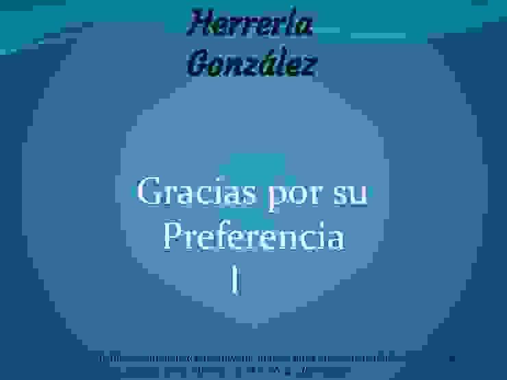 HERRERIA GONZALEZ Modern gym by herrería gonzalez Modern Metal