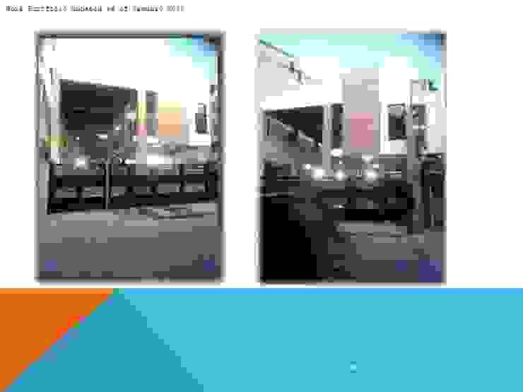 Front View by Suprimetech Minimalist Concrete
