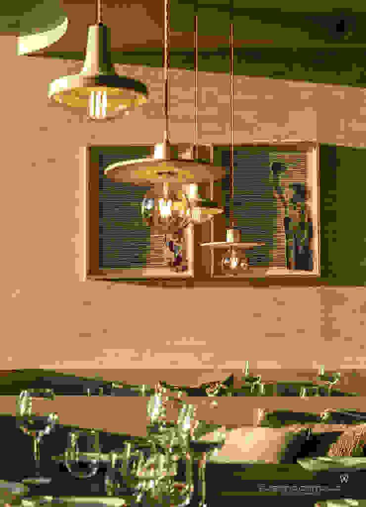 Susana Camelo Asiatische Gastronomie Kupfer/Bronze/Messing Bernstein/Gold