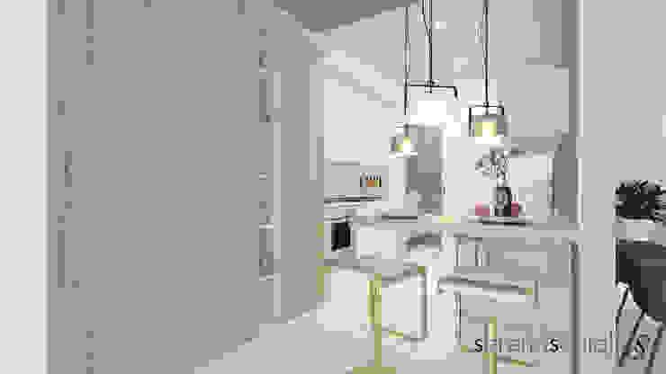 Cucina: Cucina in stile  di serenascaioli_progettidinterni, Moderno