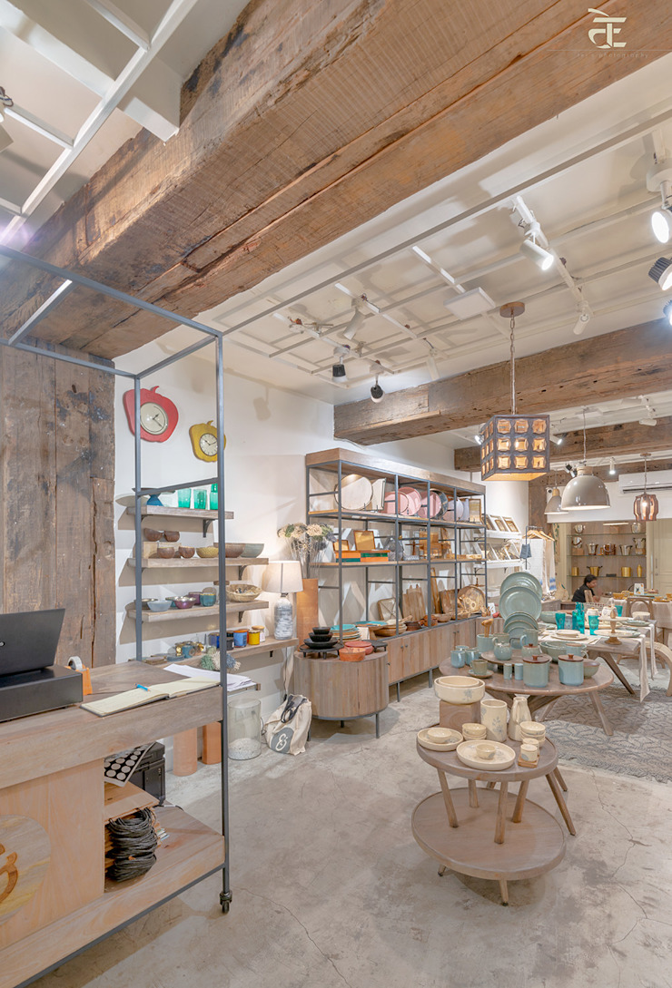 flamingo architects Commercial Spaces