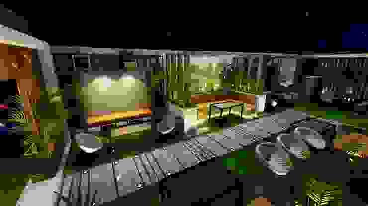 โดย Micasa Design โมเดิร์น ไม้ Wood effect