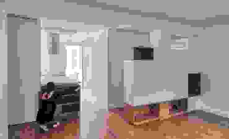 estudio551 Modern style kitchen