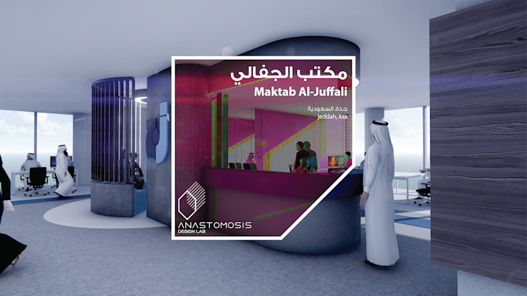Anastomosis Design Lab Offices & stores