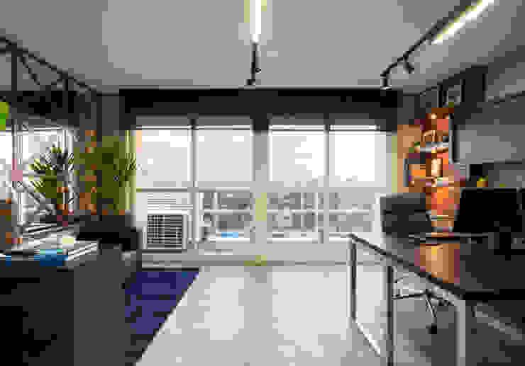 Studio Ideação Bangunan Kantor Modern