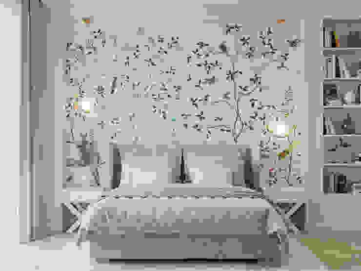 Дуплекс 185 кв.м. Спальня в классическом стиле от Margarita Zenova Классический