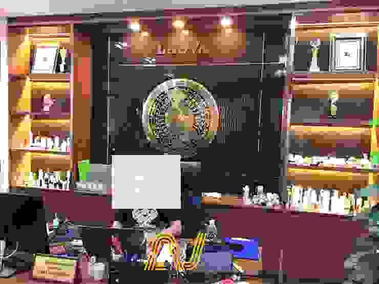 Thi công nội thất văn phòng trọn gói – nhãn hiệu Lasva, Sơn Tây, Hà Nội bởi An Viet Trading and Interior Service Joint Stock Company