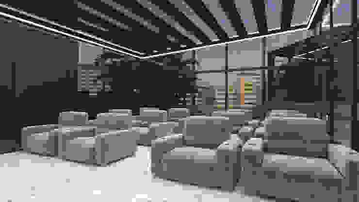 outdoor cinema من Saif Mourad Creations حداثي