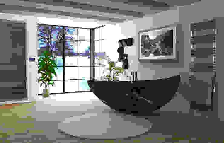 BATHROOM RESTYLING SORAGA DESIGN107 Bagno moderno