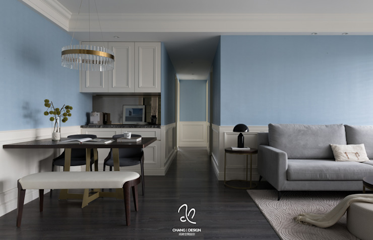 Classic style living room by 成綺空間設計 Classic