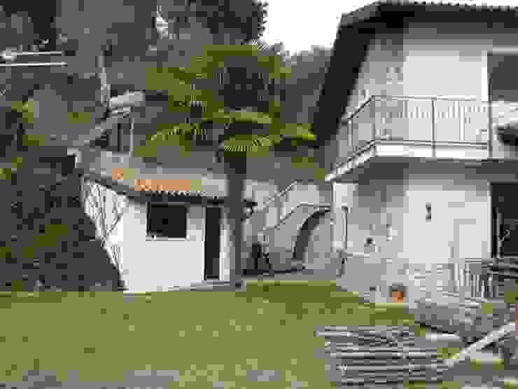 abitazione - ante operam Case moderne di viemme61 Moderno