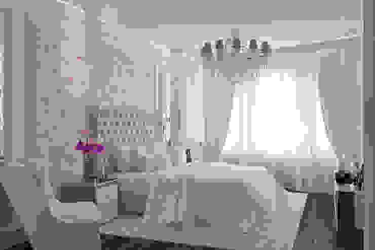 Квартира на Аксаковской Chloe Home Спальня в классическом стиле