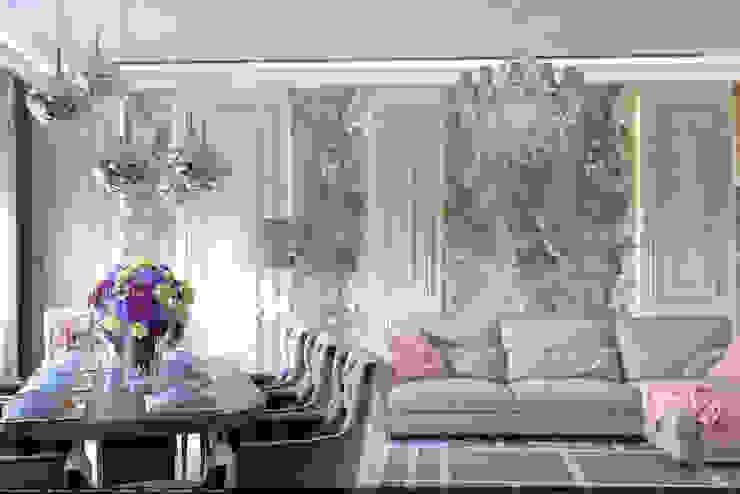 Salas de estilo clásico de Chloe Home Clásico