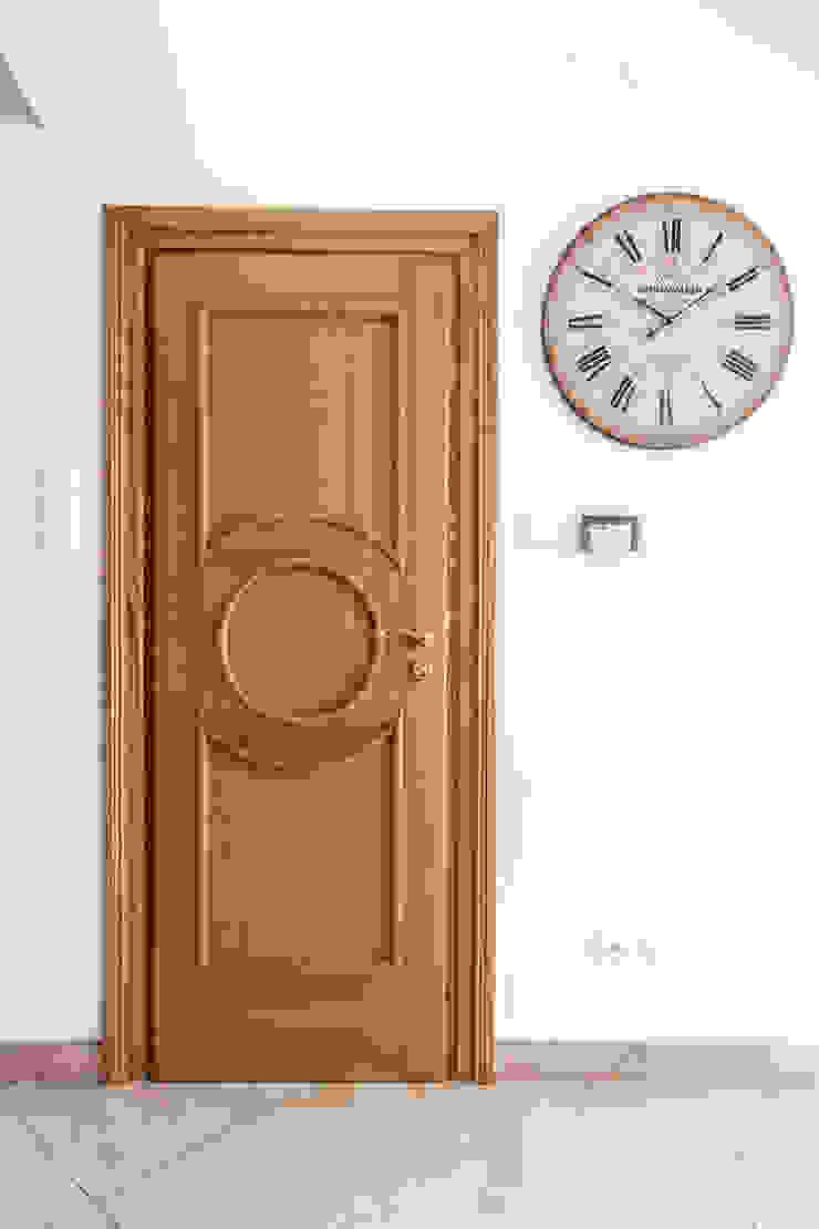 Dębowe Drzwi Stylizowane od Roble Klasyczny