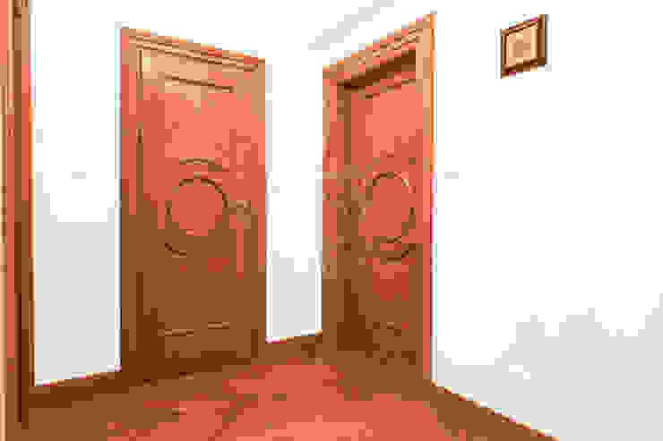 Drzwi Wewnętrzne Dębowe od Roble Klasyczny