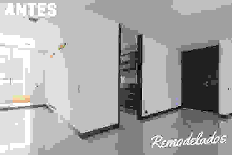 antes y despues remodelación apartamento solaris de Remodelados