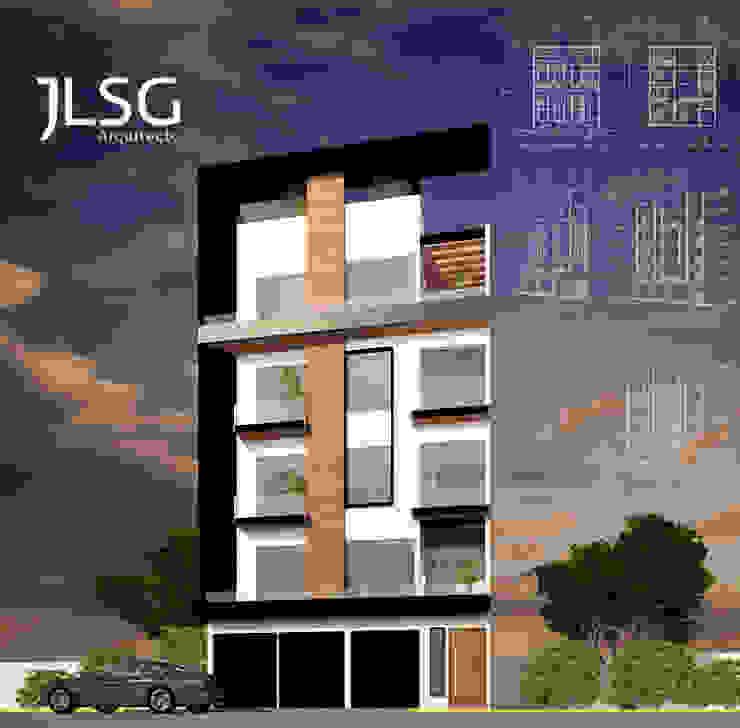 JLSG Arquitecto Multi-Family house