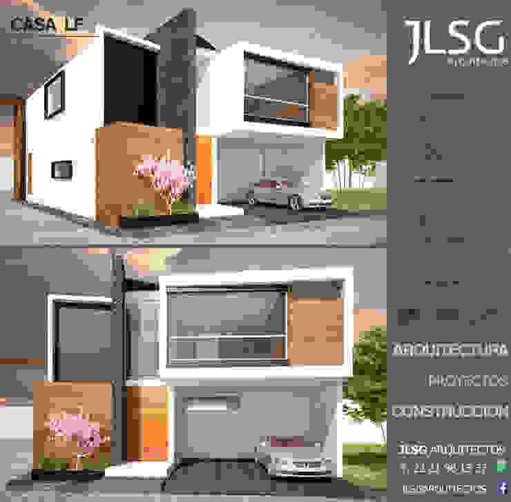 JLSG Arquitecto Modern houses