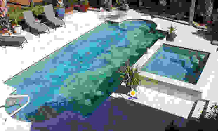 Bể bơi 3D cao cấp: scandinavian  by công ty cổ phần kỹ thuật minh hậu, Bắc Âu