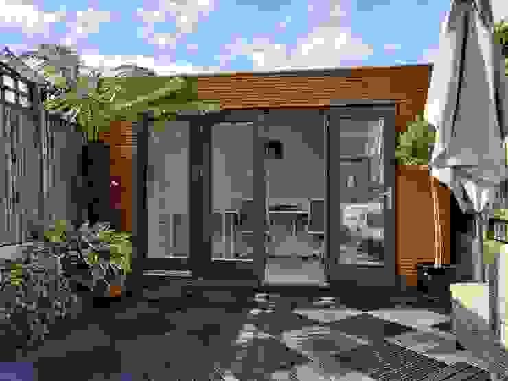 Linea Garden Office Garden Affairs Ltd Garasi Modern