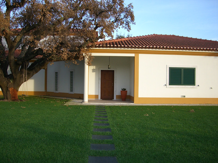 GPR - ENGENHARIA LDA Rumah Klasik