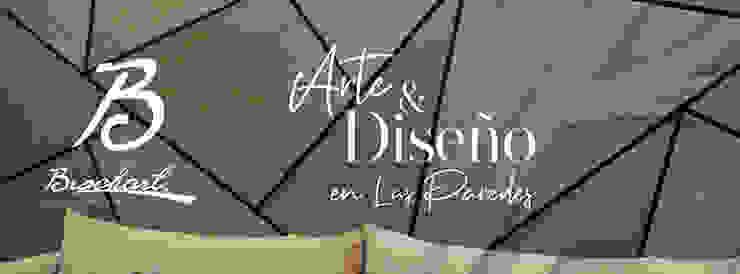 Arte y diseño en las paredes Paredes y pisos de estilo moderno de Brochart pintura decorativa Moderno