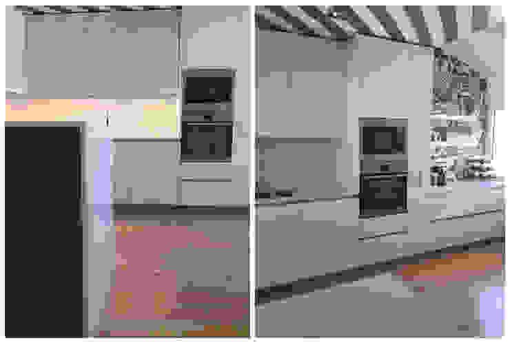 Remodelação de cozinha Cozinhas modernas por Margarida Bugarim Interiores Moderno