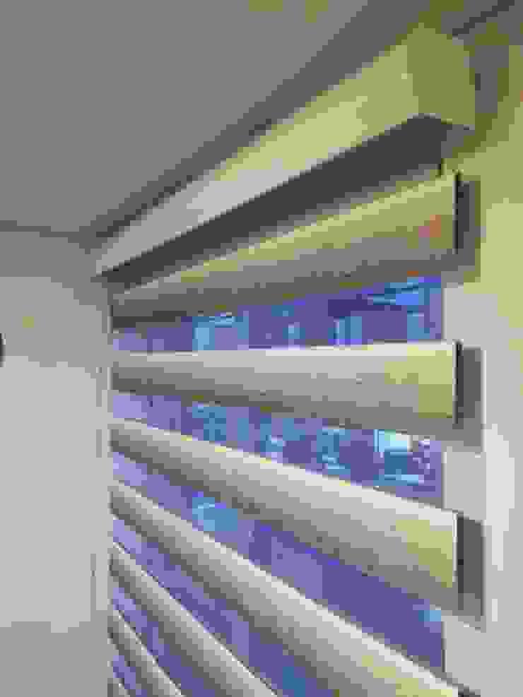 SHEER ELEGANCE de CMS Mobiliario Moderno Textil Ámbar/Dorado