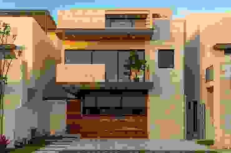 Casa Taankab AIM arquitectura inmobiliaria Casas modernas