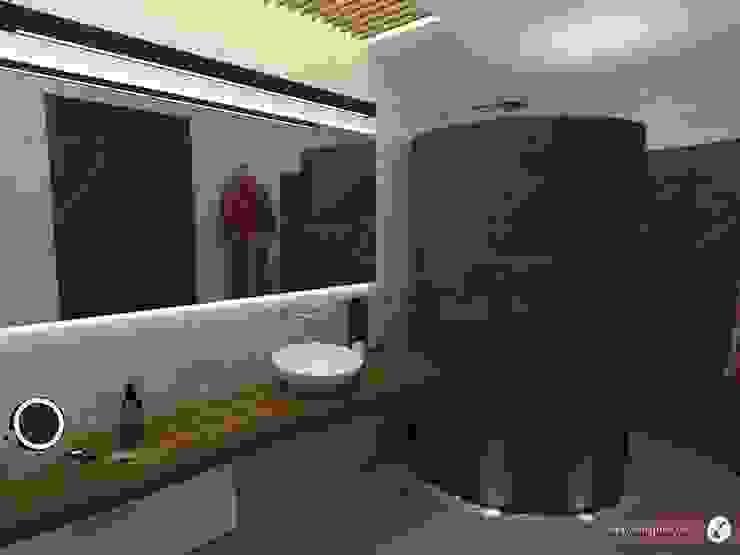 Modern bathroom by GARAY ARQUITECTOS Modern