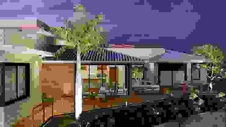 Iluminação em destaque por Daniela Ponsoni Arquitetura