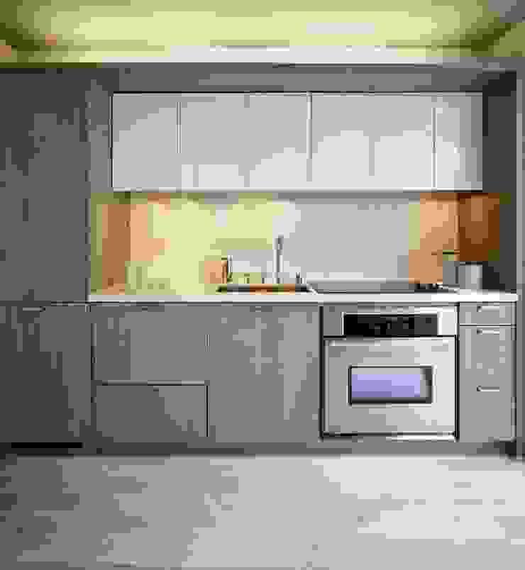 Baños y Cocinas Cocinas de estilo moderno de Kolore Moderno