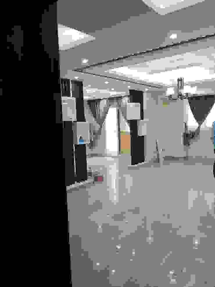 تصميم وتنفيذ شقة سكنية من Arch.Karim حداثي