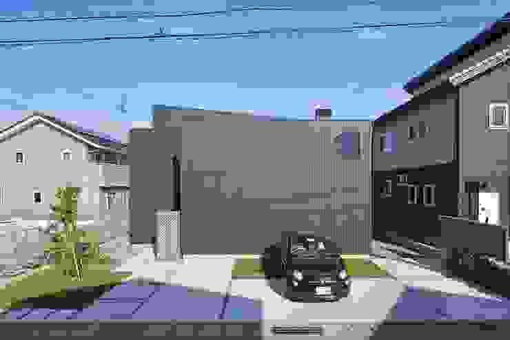 建物正面。 の 空間工房株式会社 オリジナル 鉄/鋼