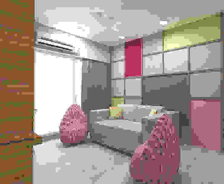 Den Room Modern style bedroom by SPACE DESIGN STUDIOS Modern