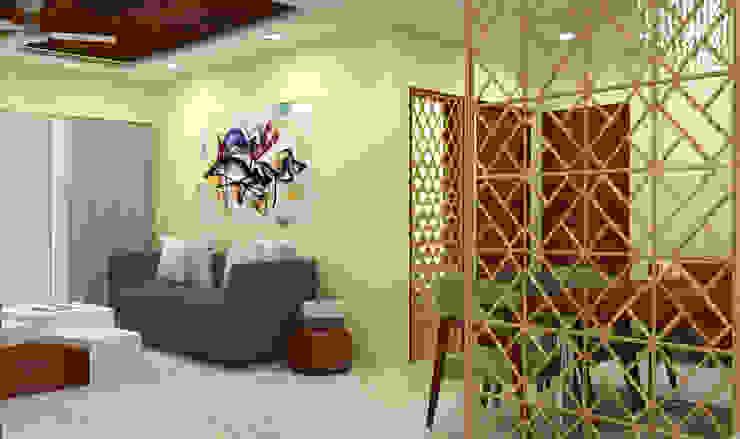 Living Room Modern living room by SPACE DESIGN STUDIOS Modern