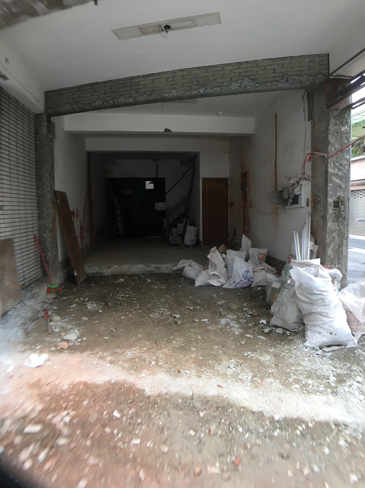 翻新舊屋第一步-拆除 根據 houseda