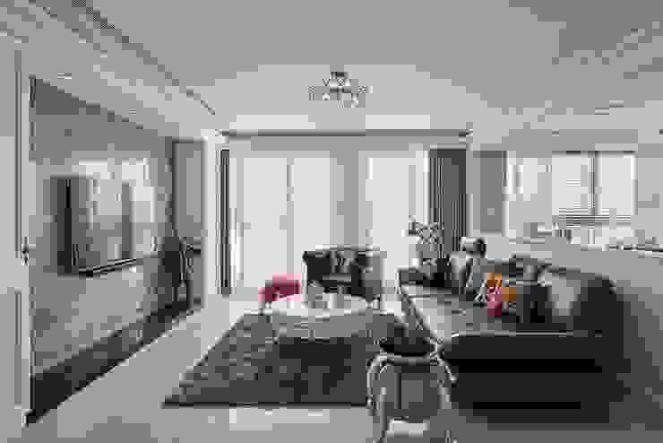 客廳 根據 趙玲室內設計 古典風