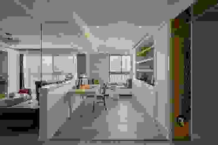 書房 根據 趙玲室內設計 古典風