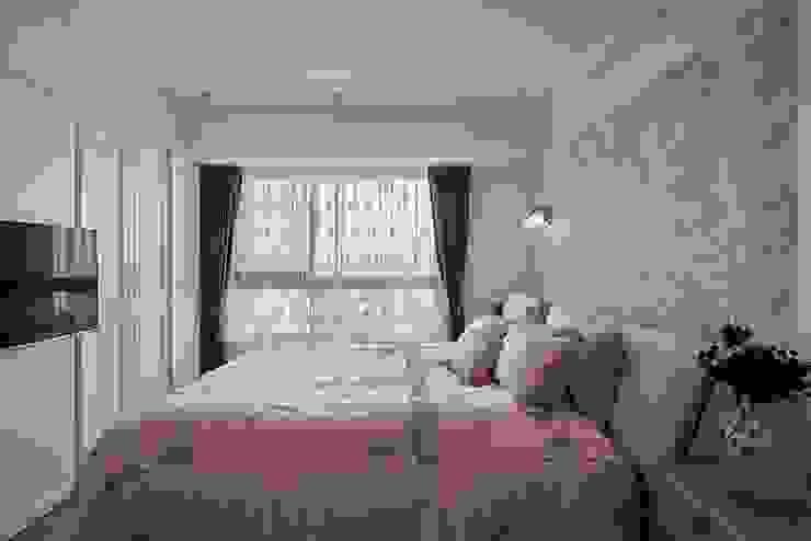 主臥室 根據 趙玲室內設計 古典風