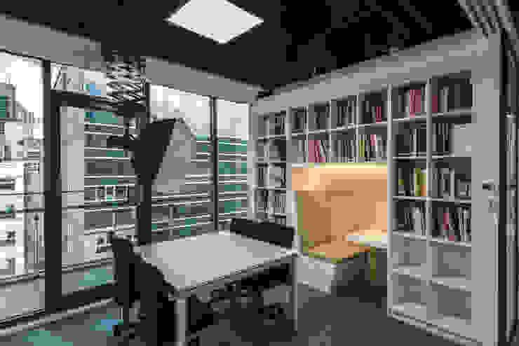 攝影室 根據 亚卡默设计 Akuma Design 工業風 水泥
