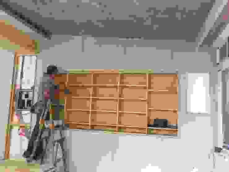 木作-起居室-木作櫃 根據 houseda